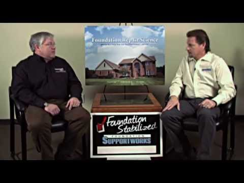 Raising Sinking Foundations in KN and TN | Foundation Settlement Repair | Foundation Piers