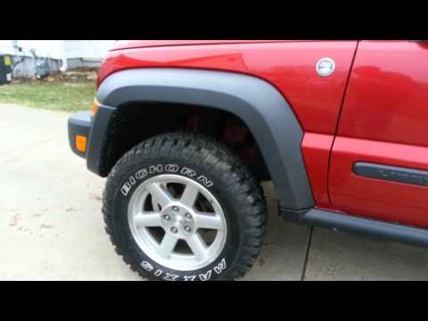 07 jeep liberty update kj