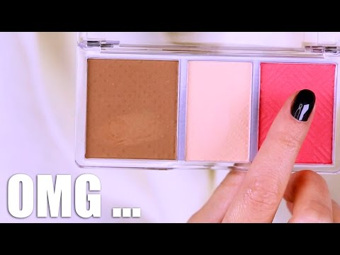 DRUGSTORE Face Trio TESTED ... OMG
