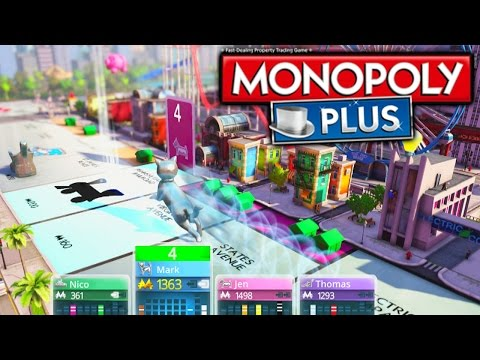 MONOPOLY PLUS #1 with Vikkstar (Game 3)