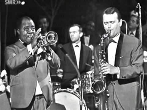 Louis Armstrong & Max Greger - Hello, Dolly! 1964
