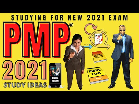 How to Study for 2021 PMP Exam? Review 2021 Content Outline ...