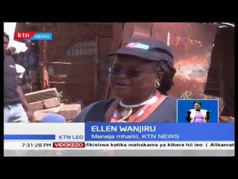 Kijana wa Kibera atuzwa runinga na kampuni ya Standard Group