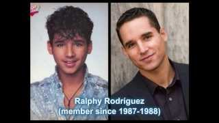 Hold Me (Menudo Then and Now Slideshow)