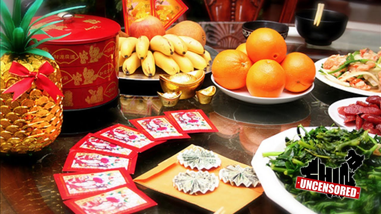 8 Chinese New Year Foods for Good Luck and Prosperity   China Uncensored thumbnail