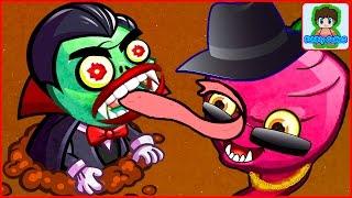 Игра Зомби против Растений  Герои от Фаника Plants vs zombies Heroes 15