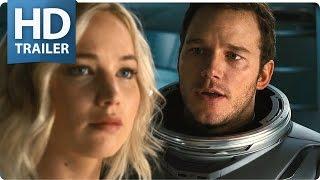 PASSENGERS Trailer 2016 Jennifer Lawrence Chris Pratt SciFi Movie