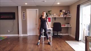Тренировка для укрепления мышц спины (Спина/Корсет/Пресс)