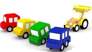 Детские песни: ТРАКТОР. #Песенки для детей - Песенка про трактор