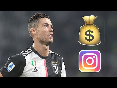 This Is HOW MUCH Cristiano Ronaldo Earns!