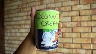 Frosting VS Coconut Cream