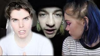 ONISION VS BILLIE DAWN WEBB It's Over, I Give Up, Bye. You Lied Again, You Committed A Crime Again