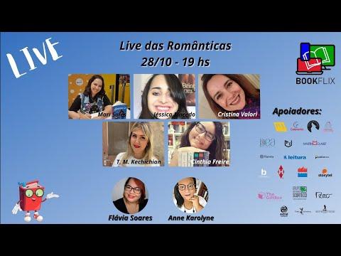 Mesa 4 - Live das Românticas - 19 hs