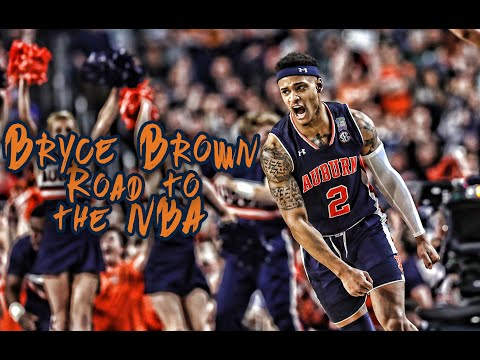 Bryce Brown: Road to the NBA