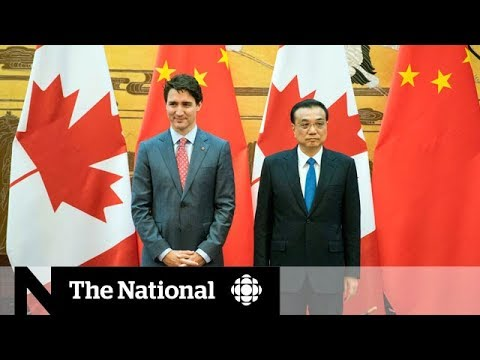 Canada and China don't have a trade deal