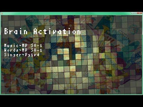【vy1v4】Brain Activation 【ボーカロイド ロック オリジナル】