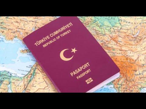 منح الجنسية التركية