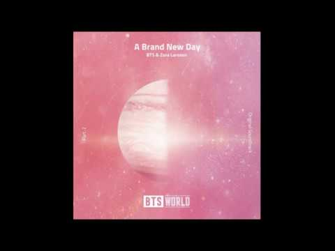 [AUDIO/MP3/DOWNLOAD] BTS, Zara Larsson - A Brand New Day (BTS World Original Soundtrack) [Pt. 2]