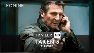 96 Hours - Taken 3 Film Trailer