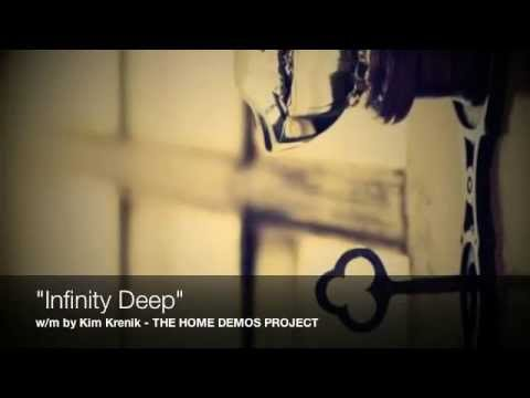 Infinity Deep - words and music by Kim Krenik