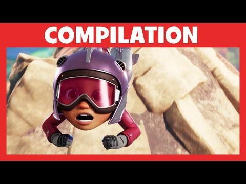 Rocketeer : Compilation des meilleurs moments de Kit !
