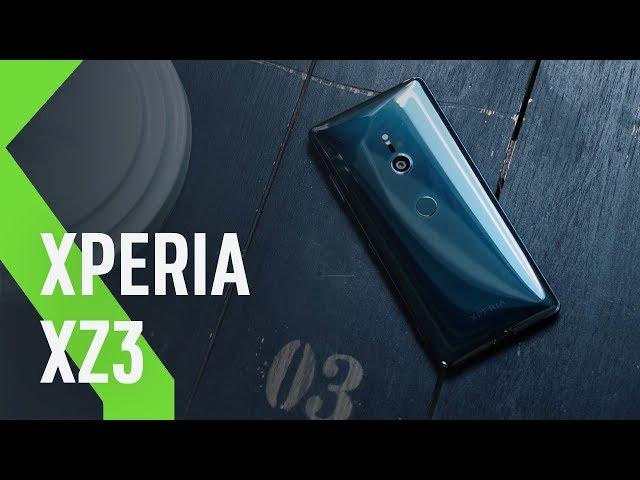 Sony Xperia XZ3, review: una EXPERIENCIA MULTIMEDIA espectacular