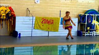 preview picture of video 'Aqua Zumba® With Yoyi La Cubana- In The Mood (Big Band)'