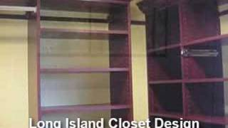 Long Island Closet Design