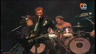 Metallica The Thing That Should Not Be Live 1997 Hamburg Germany