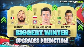 FIFA 20 | BIGGEST WINTER UPGRADES EARLY PREDICTION! 😱🔥 | FT. LEWANDOWSKI, BENZEMA..