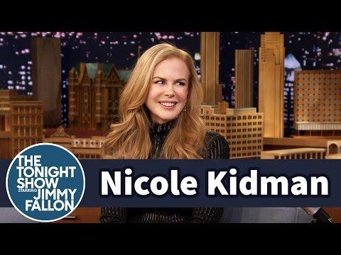 Nicole Kidman u Jimmyho Fallona