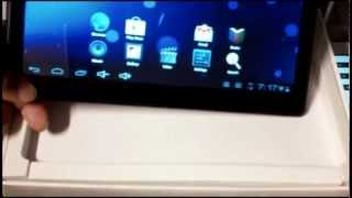 Double power tablet TD-1010 review (dopo)