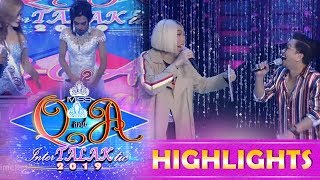 It's Showtime Miss Q & A: Vice Ganda gets to see a dinosaur!