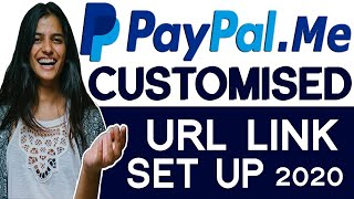 How to setup personalised paypal link instead of paypal email 2020