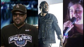 Ice Cube &  Whoopi Goldberg weigh in on Kendrick Lamar