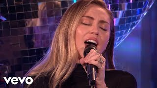 Mark Ronson   Nothing Breaks Like A Heart In The Live Lounge Ft. Miley Cyrus