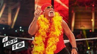 Hulk Hogan's Greatest Moments: WWE Top 10, Nov. 3, 2018