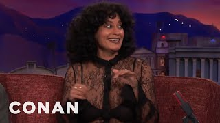 Tracee Ellis Ross Acts Out A Clip From