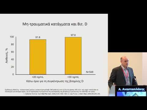 Α Αναστασιλάκης - Βιταμίνη D και ενδοκρινικά νοσήματα