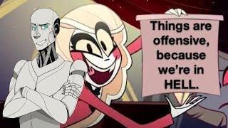Hazbin Hotel The Good The Bad And The Ugly