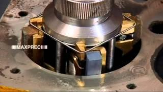 Maxpreci Vertical Cylinder Honing Machine - VCH