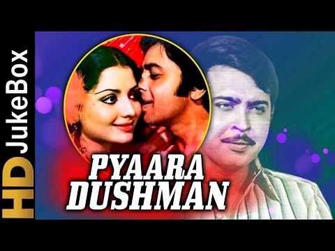 Pyaara Dushman (1980) | Full Video Songs Jukebox | Rakesh Roshan, Vinod Mehra, Vidya Sinha