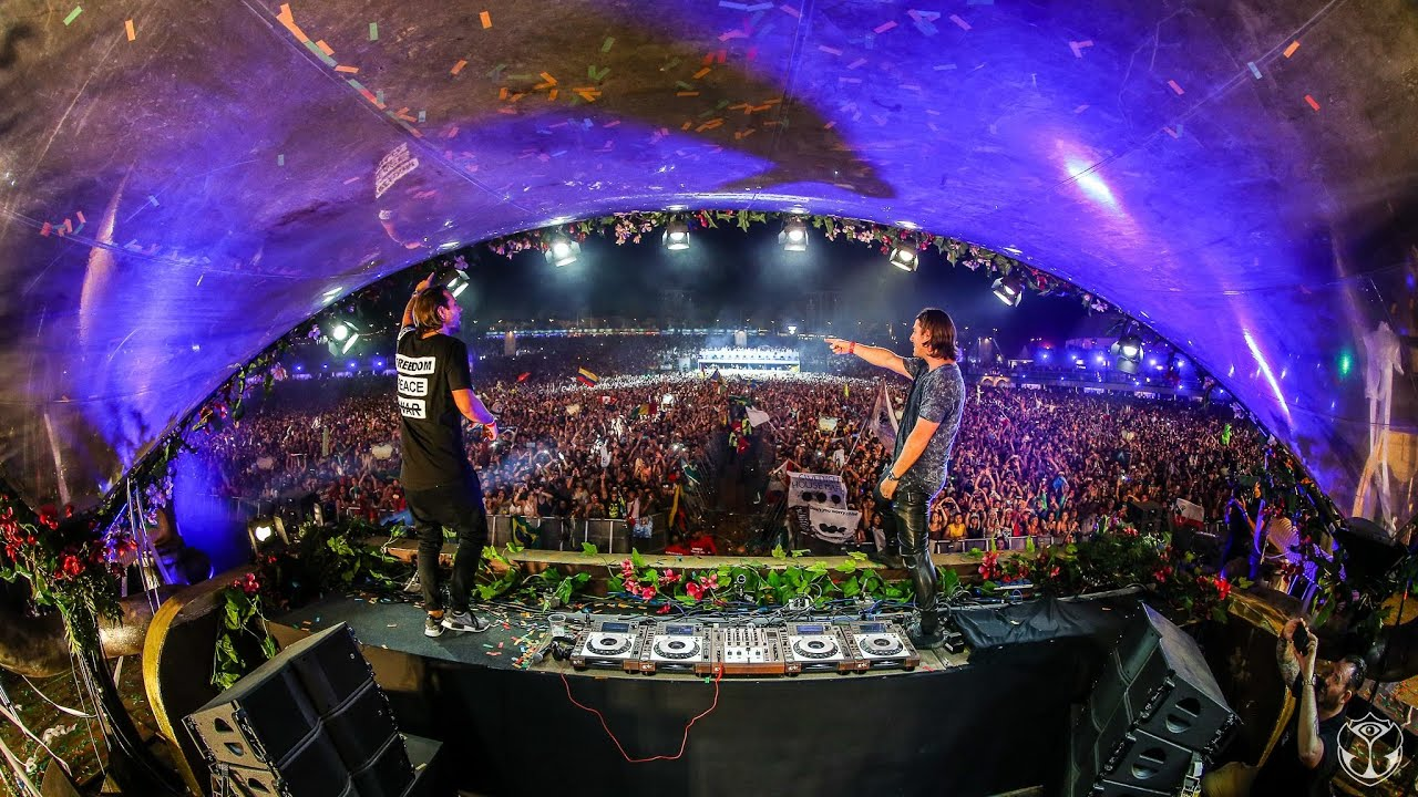 Axwell Λ Ingrosso - Live @ Tomorrowland Brasil 2016