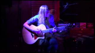 Jordin Baas - The Roses (live at Crazy Todd's House Concert 10-3-2014)
