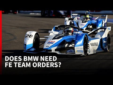 Does BMW need FE team orders?