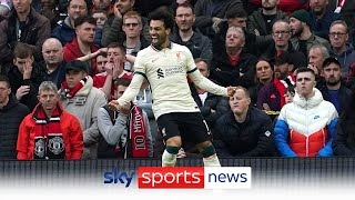 Reaction to Liverpool's 5-0 victory over Manchester United
