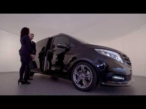 Mercedes-Benz Clase V por Brabus, una limusina fuera de serie