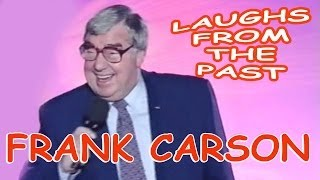 YouTube video E-card LaughsFromThePast Comedy FrankCarson More Laughs from Frank Other Classic Comedians here