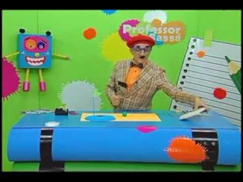 Jogo de golfe - Professor Sassá