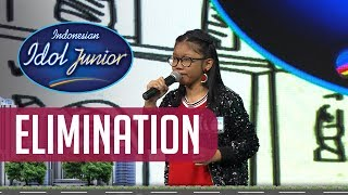 Download Video KHAERUNNISA PUTRI - ROAR (Katy Perry) - ELIMINATION 2 - Indonesian Idol Junior 2018 MP3 3GP MP4
